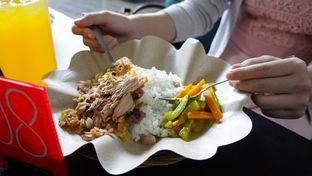 Foto 5 - Makanan(Paket geprek 2) di Ayam Geprek Jogja oleh @tasteofbandung