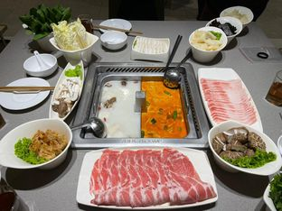 Foto 1 - Makanan di Haidilao Hot Pot oleh inri cross