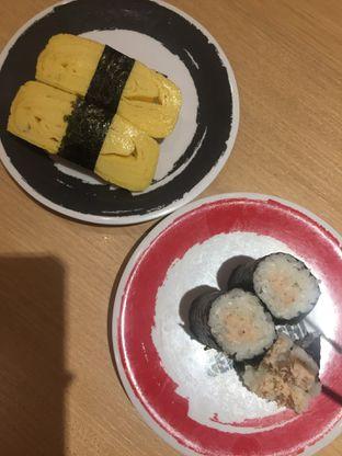 Foto - Makanan di Genki Sushi oleh @Itsjusterr