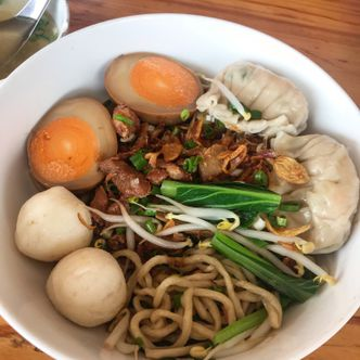 Foto Makanan di Bakmi Lamlo