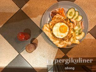 Foto 2 - Makanan(NASI GORENG IKAN ASIN) di Giggle Box oleh #alongnyampah
