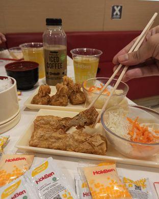 Foto review HokBen (Hoka Hoka Bento) oleh Junior  4