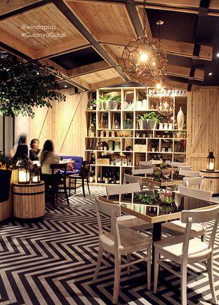 Foto review Djati Bistro & Drinkery - Oria Hotel oleh Winda Puspita 3