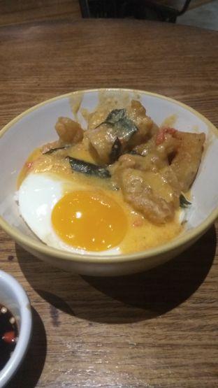 Foto 4 - Makanan(Salted Egg Dori (IDR 55k) ) di The People's Cafe oleh Renodaneswara @caesarinodswr