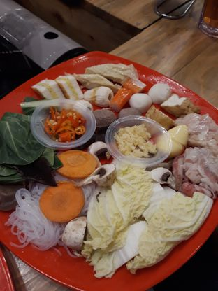 Foto 4 - Makanan di Kita Steamboat & Yakiniku oleh Mouthgasm.jkt