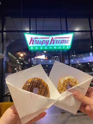 Foto 4 - Makanan di Krispy Kreme Cafe oleh Yohanacandra (@kulinerkapandiet)