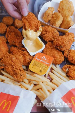 Foto review McDonald's oleh Muhammad Fadhlan (@jktfoodseeker) 1