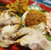 Foto paket ayam pop di Marco Padang Grill
