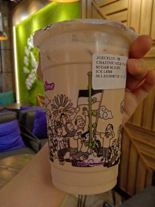 Foto review Chatime oleh Jocelin Muliawan 2