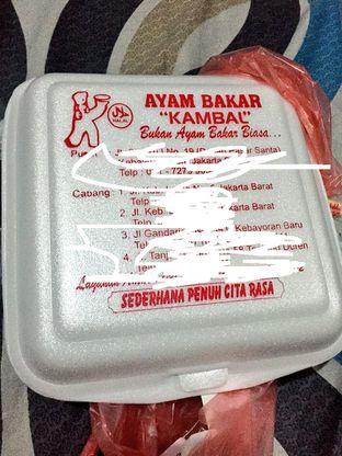 Foto - Makanan di Ayam Bakar Kambal oleh blovette_ppv_gmail_com
