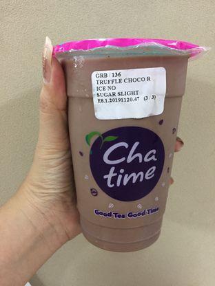 Foto 1 - Makanan di Chatime oleh Yohanacandra (@kulinerkapandiet)