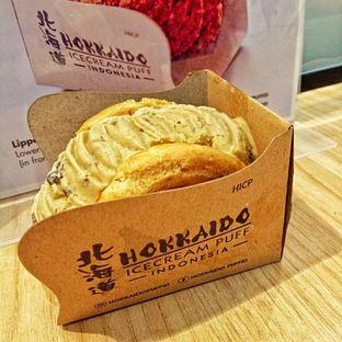 Foto 4 - Makanan(sanitize(image.caption)) di Hokkaido Icecream Puff oleh felita [@duocicip]
