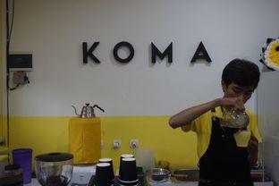 Foto 7 - Interior di Koma Cafe oleh yudistira ishak abrar