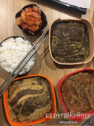 Foto 1 - Makanan di Cha Ra Da Korean Grill oleh Desy Mustika