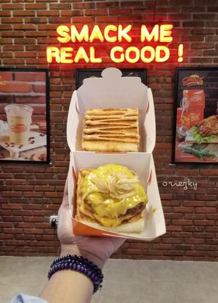 Foto review Smack Burger oleh oriezky Andreansyah 4