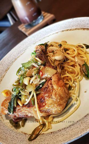 Foto 5 - Makanan(Manadonese Spaghetti Tinoorangsak) di First Crack oleh Avien Aryanti