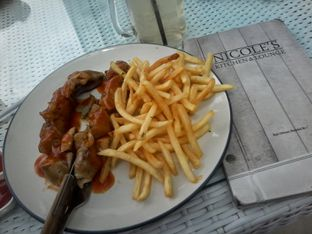 Foto 10 - Makanan di Nicole's Kitchen & Lounge oleh Review Dika & Opik (@go2dika)