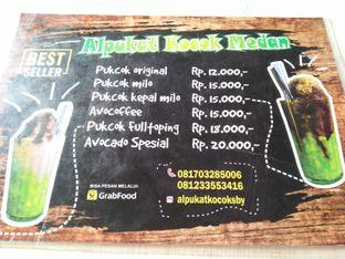 Foto review Alpukat Kocok Medan oleh Review Dika & Opik (@go2dika) 1
