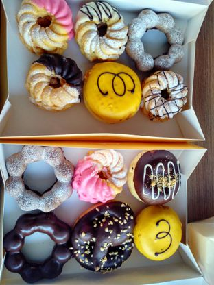 Foto review Mister Donut oleh Nabila  3