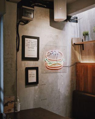 Foto review Gandum Burger oleh Della Ayu 5