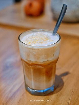 Foto 3 - Makanan(Iced Cappuccino Cheese) di Bellamie Boulangerie oleh @kulineran_aja