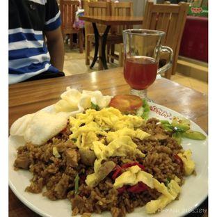 Foto 1 - Makanan(Nasi Goreng Sms, porsi besar, kalau buatku ini ckup untuk berdua.  Dan herbal drink (hot) rasa pas bgt) di MM Juice oleh S. Sunna Fiyah