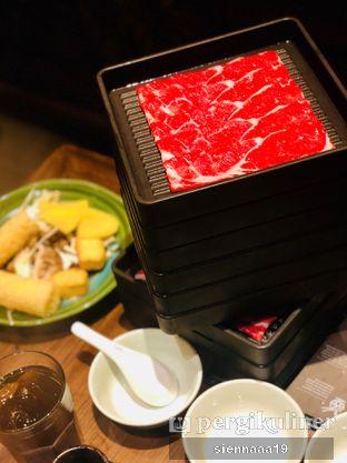 Foto 1 - Makanan(AYCE LEVEL 1 (US BEEF)) di Momo Paradise oleh Sienna Paramitha