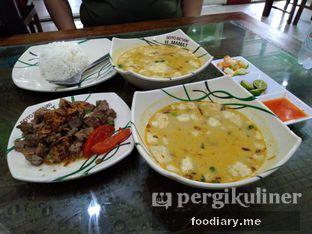 Foto 1 - Makanan di Soto Betawi H. Mamat oleh @foodiaryme | Khey & Farhan
