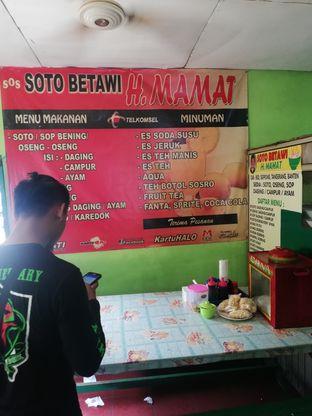 Foto 4 - Interior di Soto Betawi H. Mamat oleh @makansamaoki