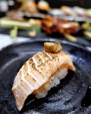 Foto 2 - Makanan(Roasted Salmon with Foie Gras) di Itacho Sushi oleh Eric  @ericfoodreview
