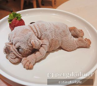 Foto 1 - Makanan di Boogie Doggie Pet Cafe oleh Fioo | @eatingforlyfe