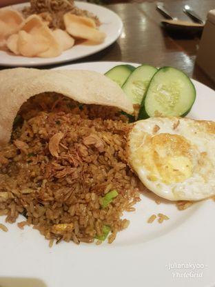 Foto 2 - Makanan(Nasi goreng pete) di Kafe Betawi oleh Juliana Kyoo