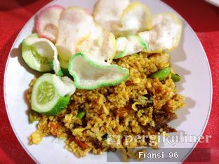 Foto 7 - Makanan di Waroeng Nasi Goreng & Lalapan Babeh oleh Fransiscus
