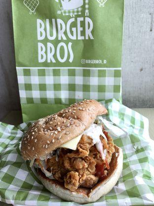 Foto review Bros Burger oleh Prido ZH 7
