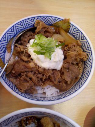 Foto 3 - Makanan(New Beef Bowl Egg Mayo) di Yoshinoya oleh Afifah Romadhiani