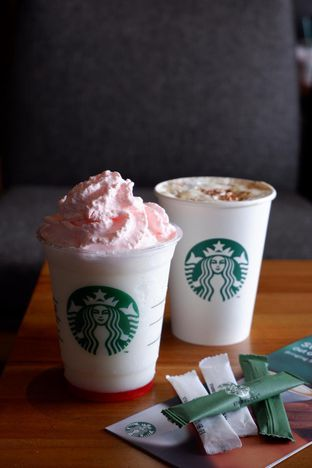 Foto review Starbucks Coffee oleh yudistira ishak abrar 2