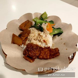 Foto review Loving Hut oleh JC Wen 2