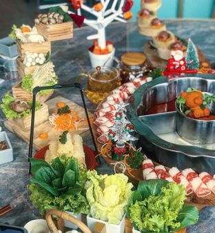 Foto 1 - Makanan di Chongqing Liuyishou Hotpot oleh Margaretha Helena #Marufnbstory