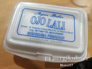Foto 3 - Makanan di Ayam Bakar Ojo Lali oleh Nana (IG: @foodlover_gallery)
