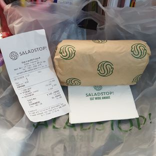 Foto 1 - Makanan di SaladStop! oleh Astri Arf