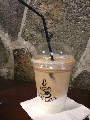 Foto 1 - Makanan(Iced Hazelnut Latte) di Cafe LatTeh oleh Sinta Elviyanti