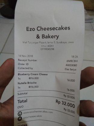 Foto 4 - Menu di Ezo Hokkaido Cheesecake & Bakery oleh Agung prasetyo