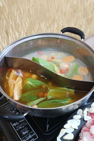 Foto 12 - Makanan di Wang-Gwan Shabu & Grill oleh feedthecat