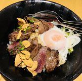 Foto Ultimate truffle gyudon di Sushi Hiro