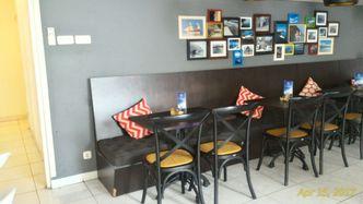 Foto Interior di Escape Coffee
