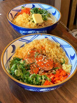 Foto 1 - Makanan di Marugame Udon oleh Eatandcrunch