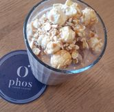 Foto chocolate blended popcorn di Phos Coffee