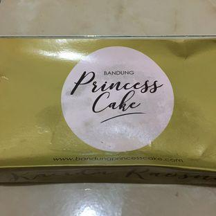 Foto review Bandung Princess Cake oleh Wahyu Amalina 1