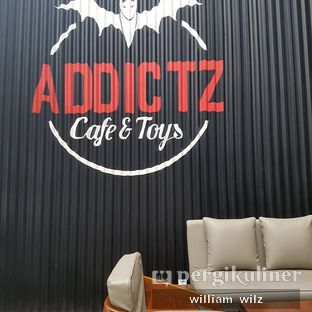 Foto 4 - Interior di Addictz Cafe & Toys oleh William Wilz