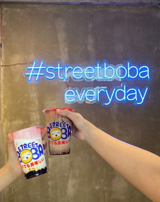 Foto - Makanan di Street Boba oleh Vryncess Kwok